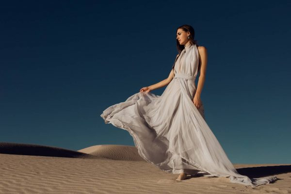 The Art of Lighting in Fashion and Beauty Photography dress