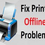 How to Change an HP Printer from Offline to Online