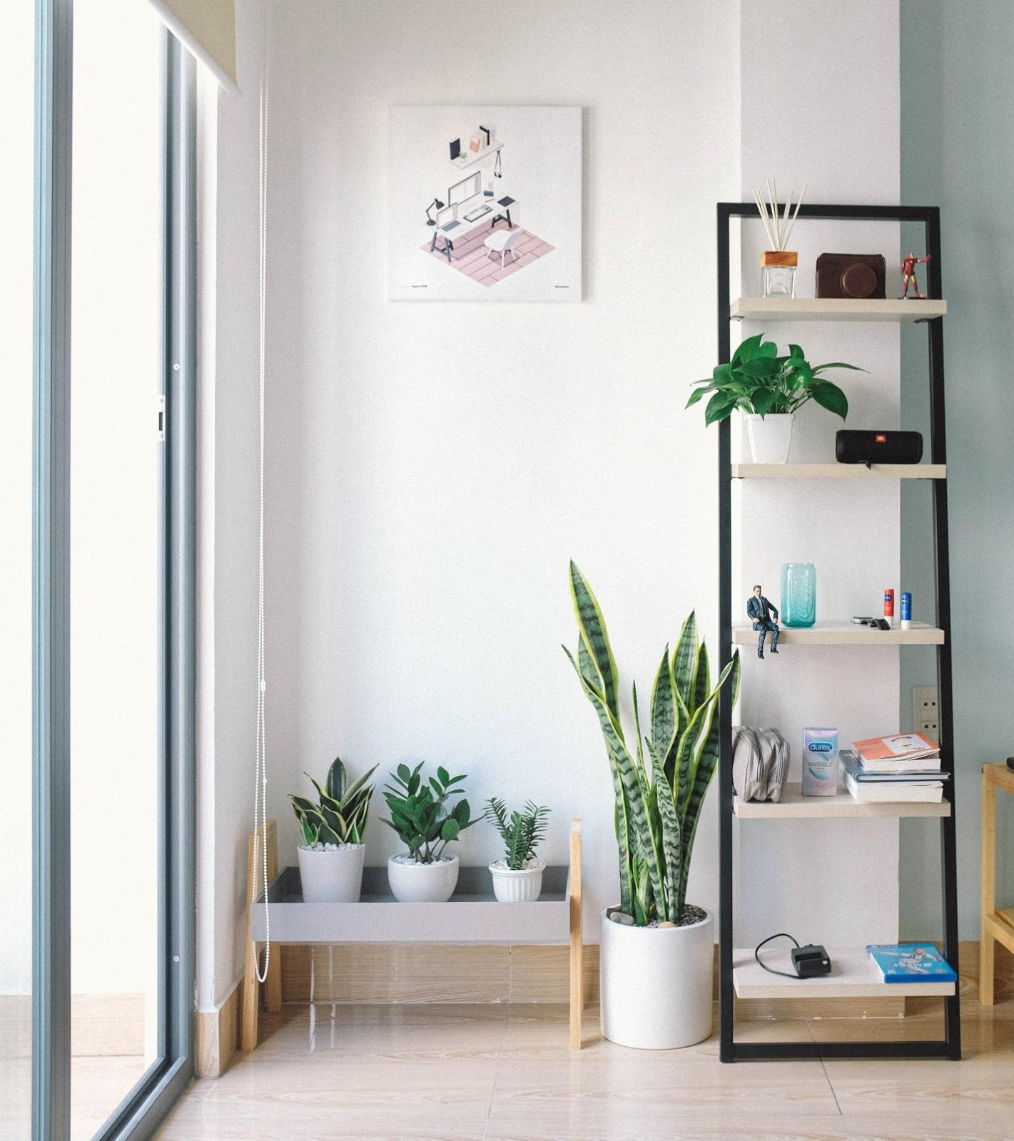 minimalist lifestyle to get the utmost peace
