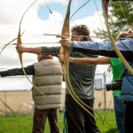 What are some awesome skills that archery teaches you?
