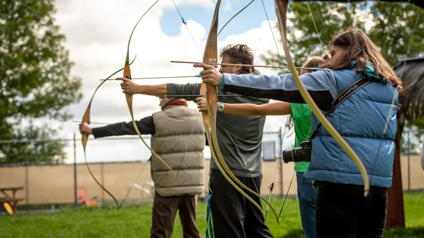 skills that archery teaches you