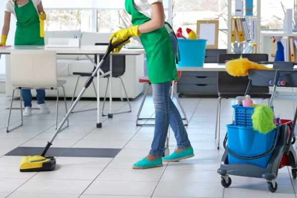 Stores Need Professional Cleaning Services