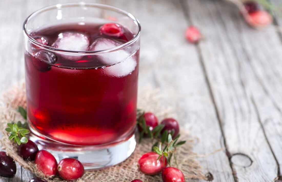 cranberry juice good for you