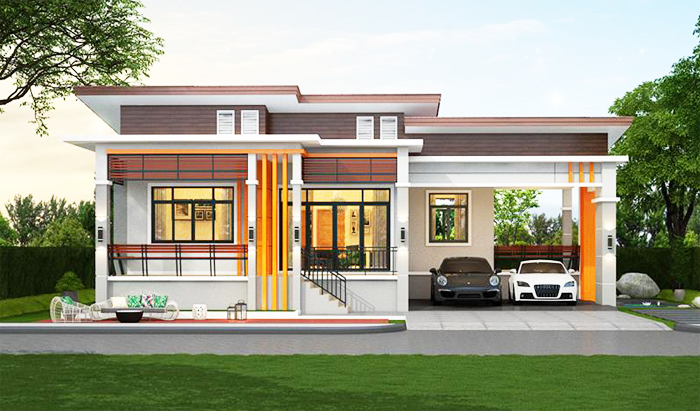elevated house design
