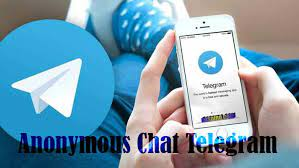 The anonymous chat telegram bot can be used on all devices
